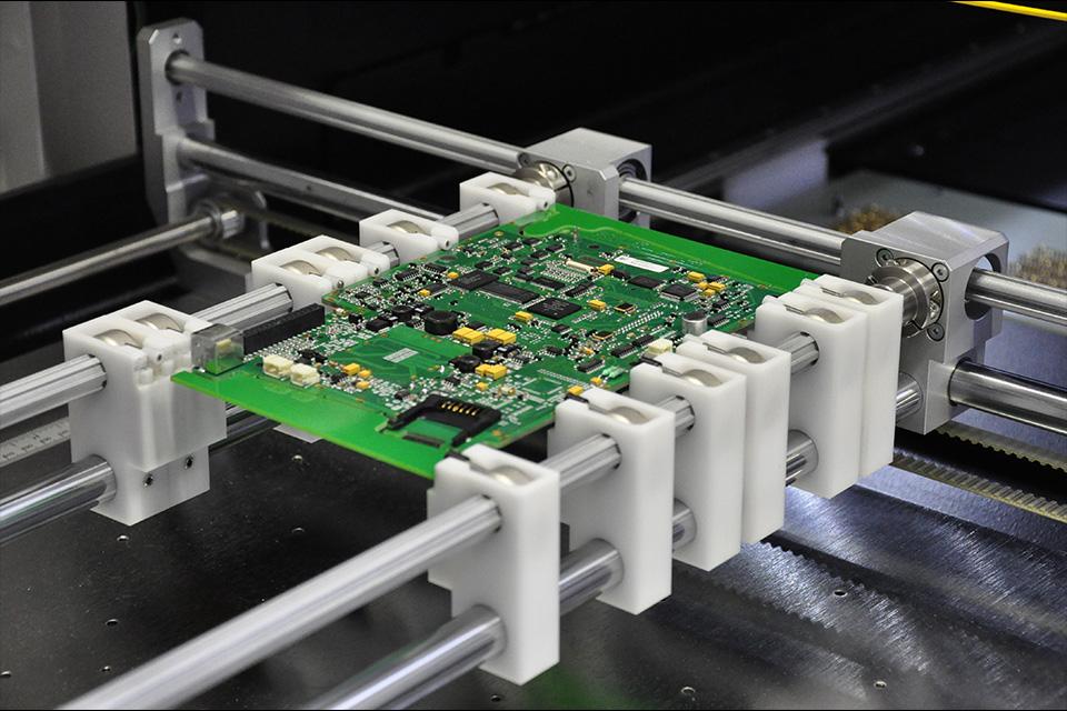 Optimisation et modernisation chez Estelec Industrie