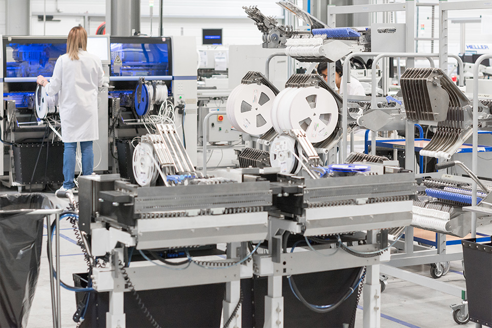 outil de production Estelec