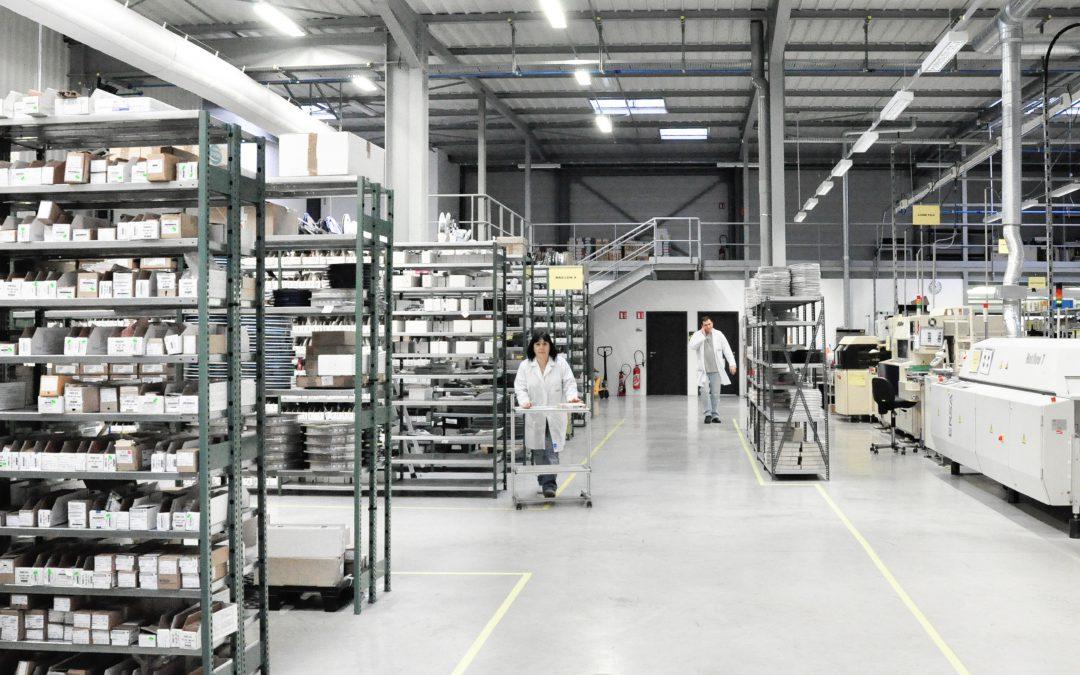 Estelec Industrie s'installe dans la zone d'activité du Giessen