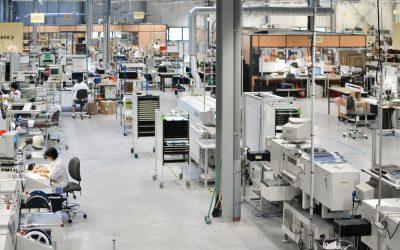Forte croissance pour Estelec Industrie