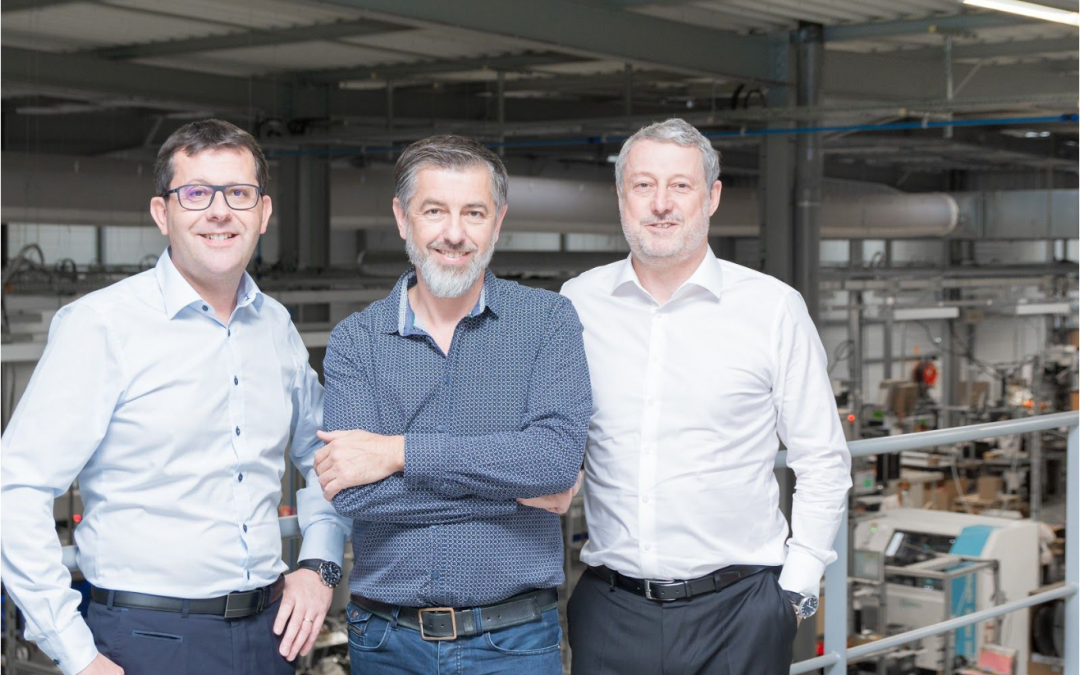 Thierry SUBLON rejoint le capital d'ESTELEC Industrie